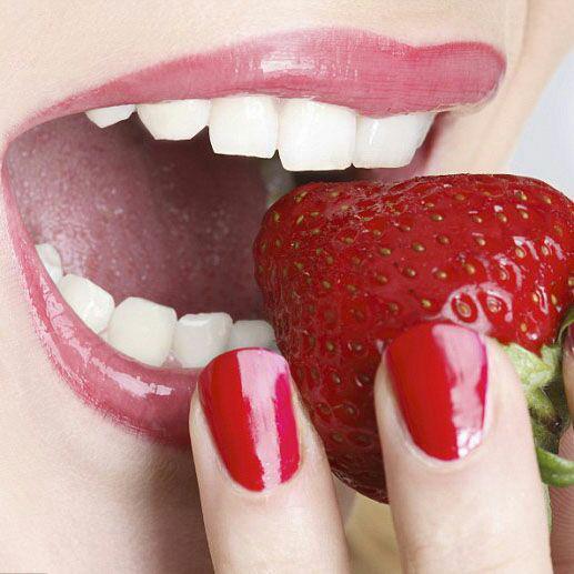 سفید ماندن و حفظ زیبایی دندان ها